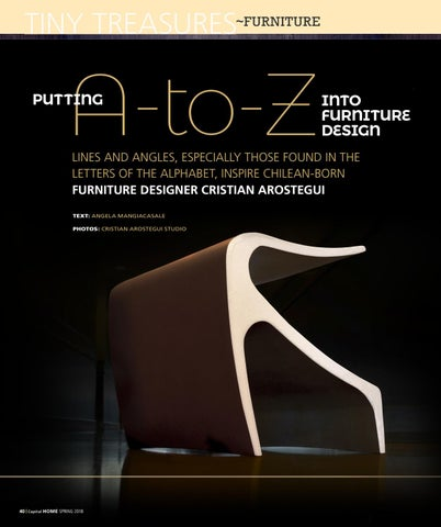 Page 40 of Putting A to Z into Furniture Design
