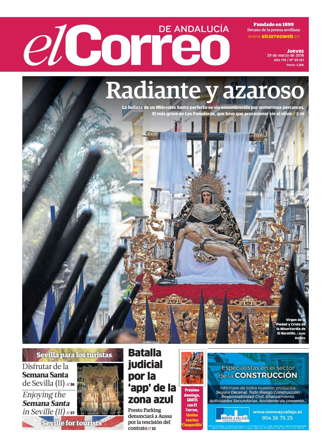 d9412773ac73a 29.03.2018 El Correo de Andalucía by EL CORREO DE ANDALUCÍA S.L. - issuu