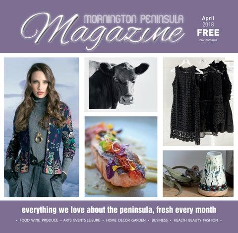 9f7d1711038d6b Mornington Peninsula Magazine April 2018 by Mornington Peninsula ...