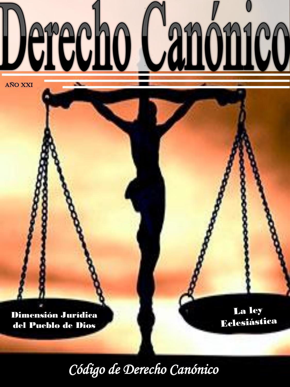 Resultado de imagen de Derecho canónico
