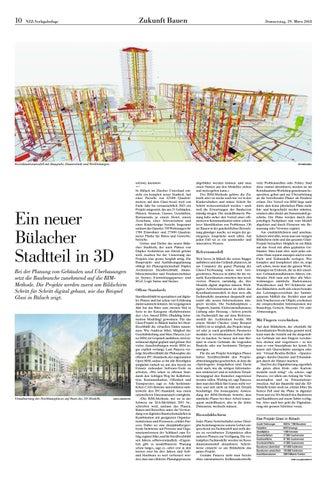 Page 10 of Ein neuer Blücher Stadtteil in 3D