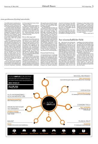 Page 5 of Open BIM als Multiplikator des Treibers