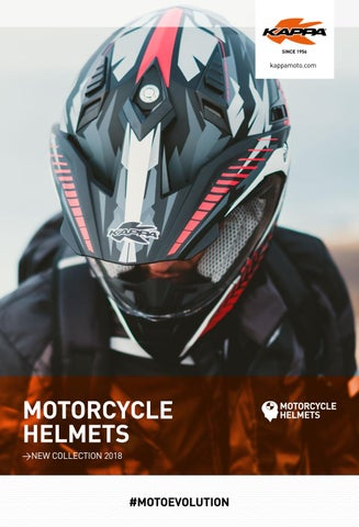 Kappa Motorcycle Helmets by Kappa by GIVI S.P.A. - issuu 68045d1378