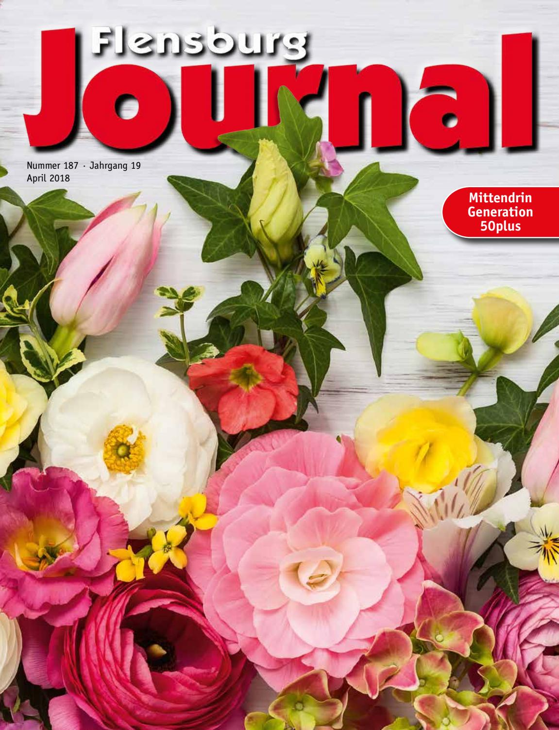 Flensburg Journal 187 - April 2018 by verlagskontor-adler - issuu