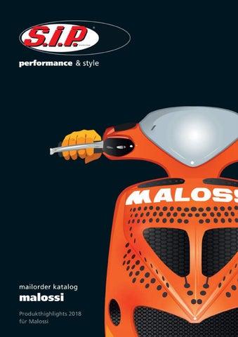 Kupplungsfedern MALOSSI f/ür Motoren mit Variator f/ür CIAO PX 50
