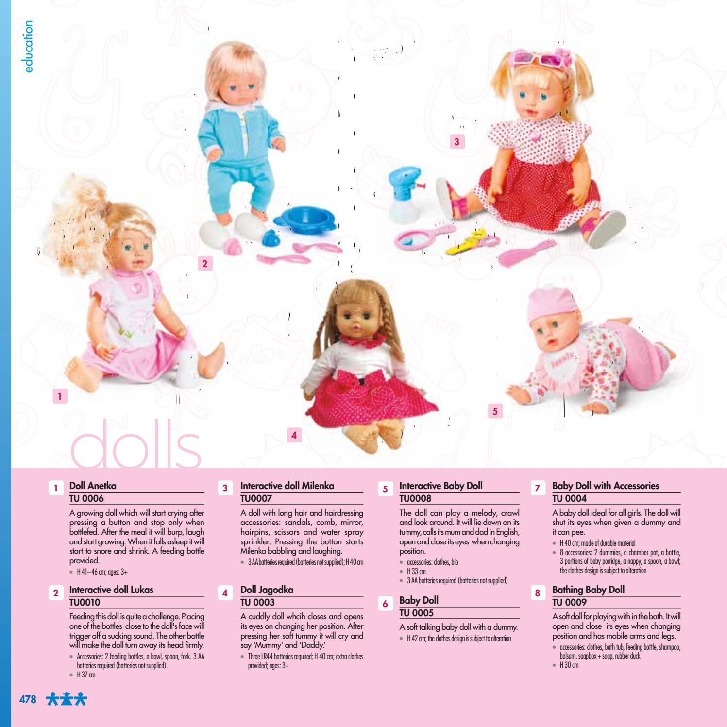 Provided Doll Fashion, Character, Play Dolls Dolls