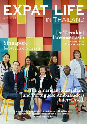 Expat Life in Thailand April May 2018 by Expat Life in Thailand - issuu 9bd79b6b16f51
