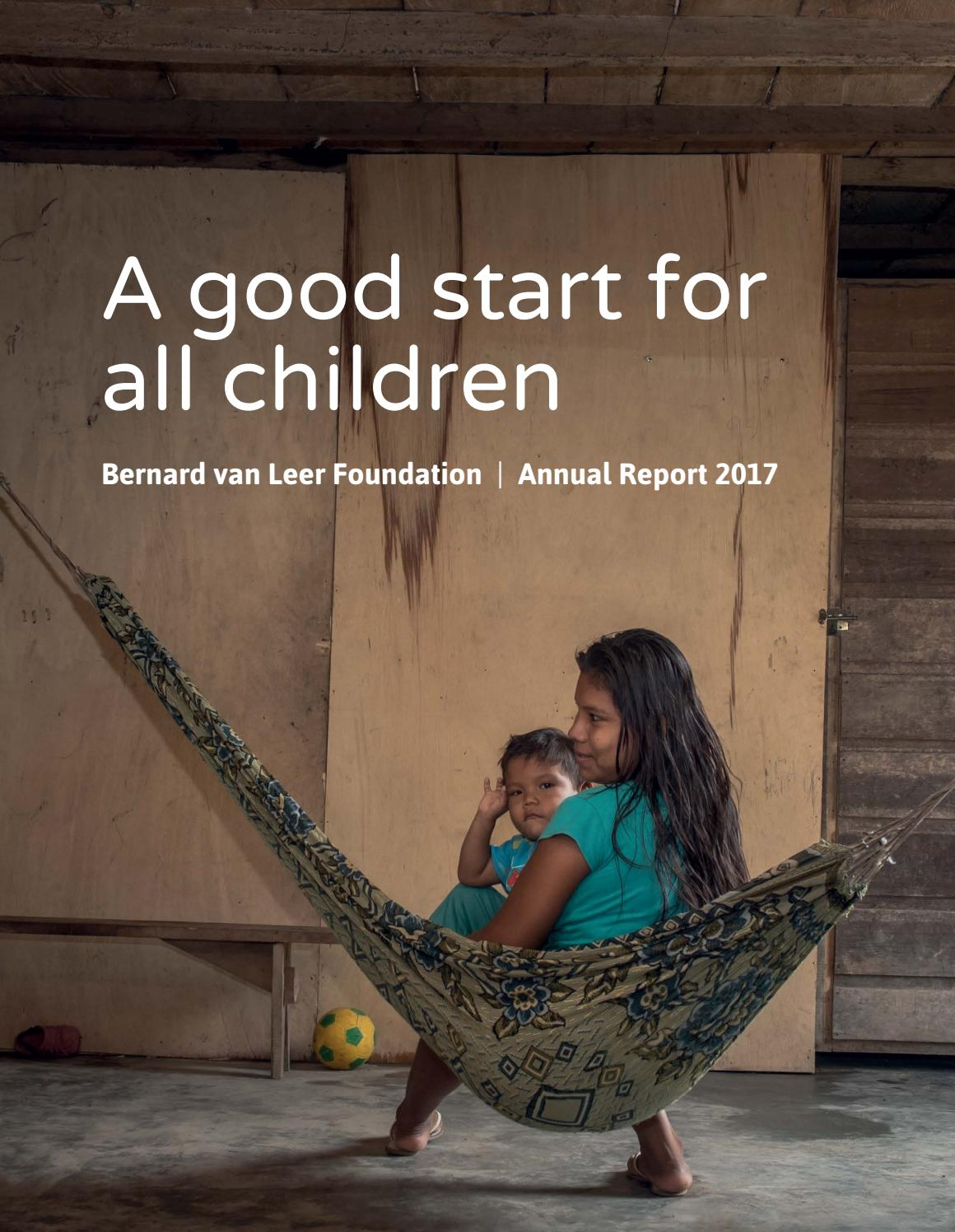 Amables Antes La Vecina annual report 2017bernard van leer foundation - issuu