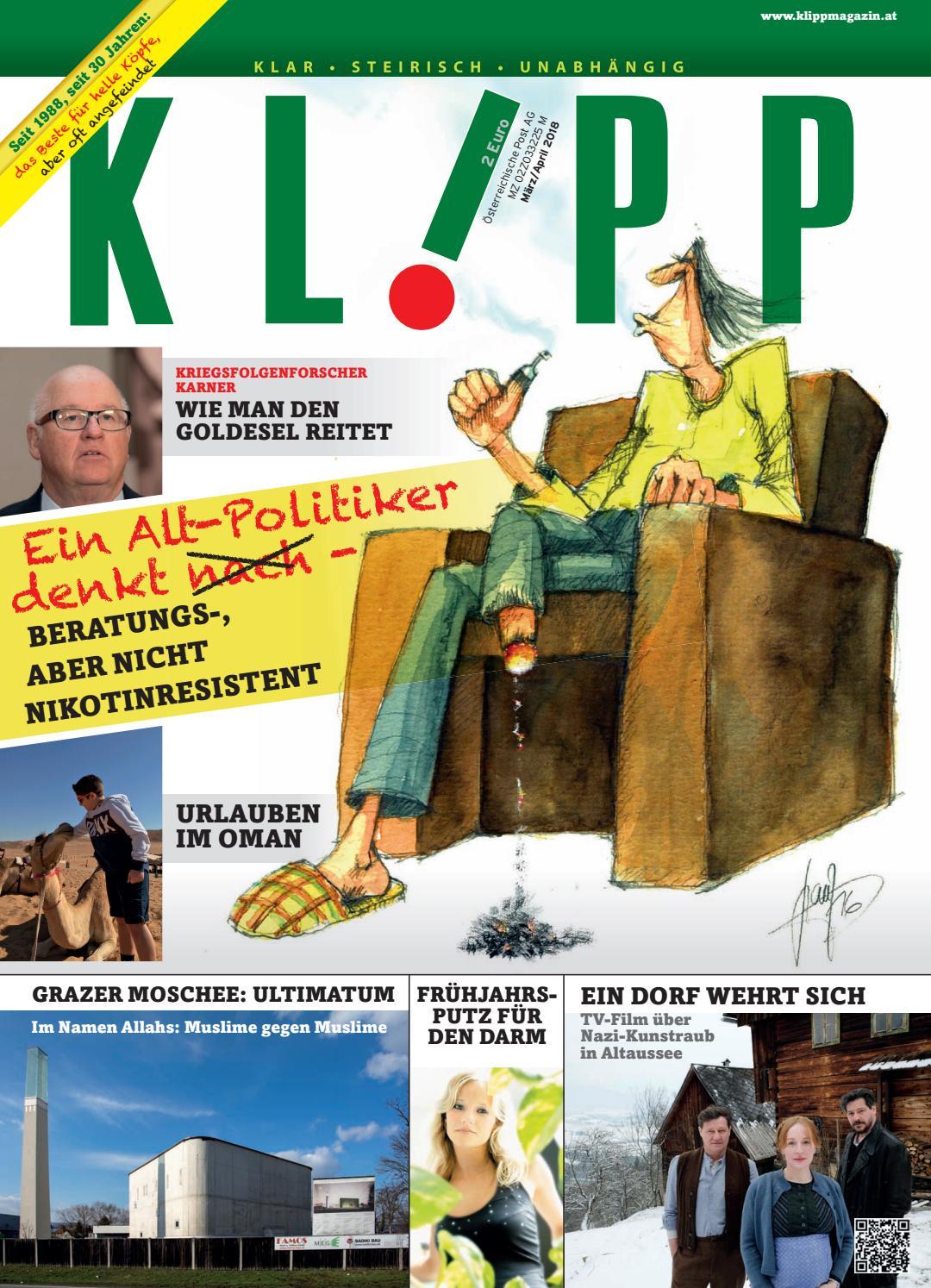 Klipp März/April 2018 by Klipp Zeitschriften - issuu
