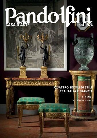 Capitelli Precise Coppia Di Colonne Laccate Tavolini In Legno Scolpito Finto Marmo Stile Antico