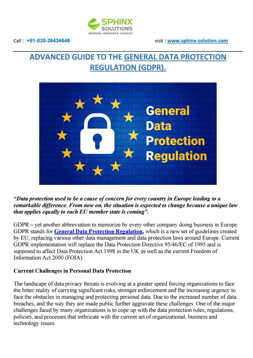 eu data protection law enforcement directive - HD1058×1497