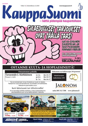 KauppaSuomi 14 2018 (E) by KauppaSuomi - issuu 25ee205e7d