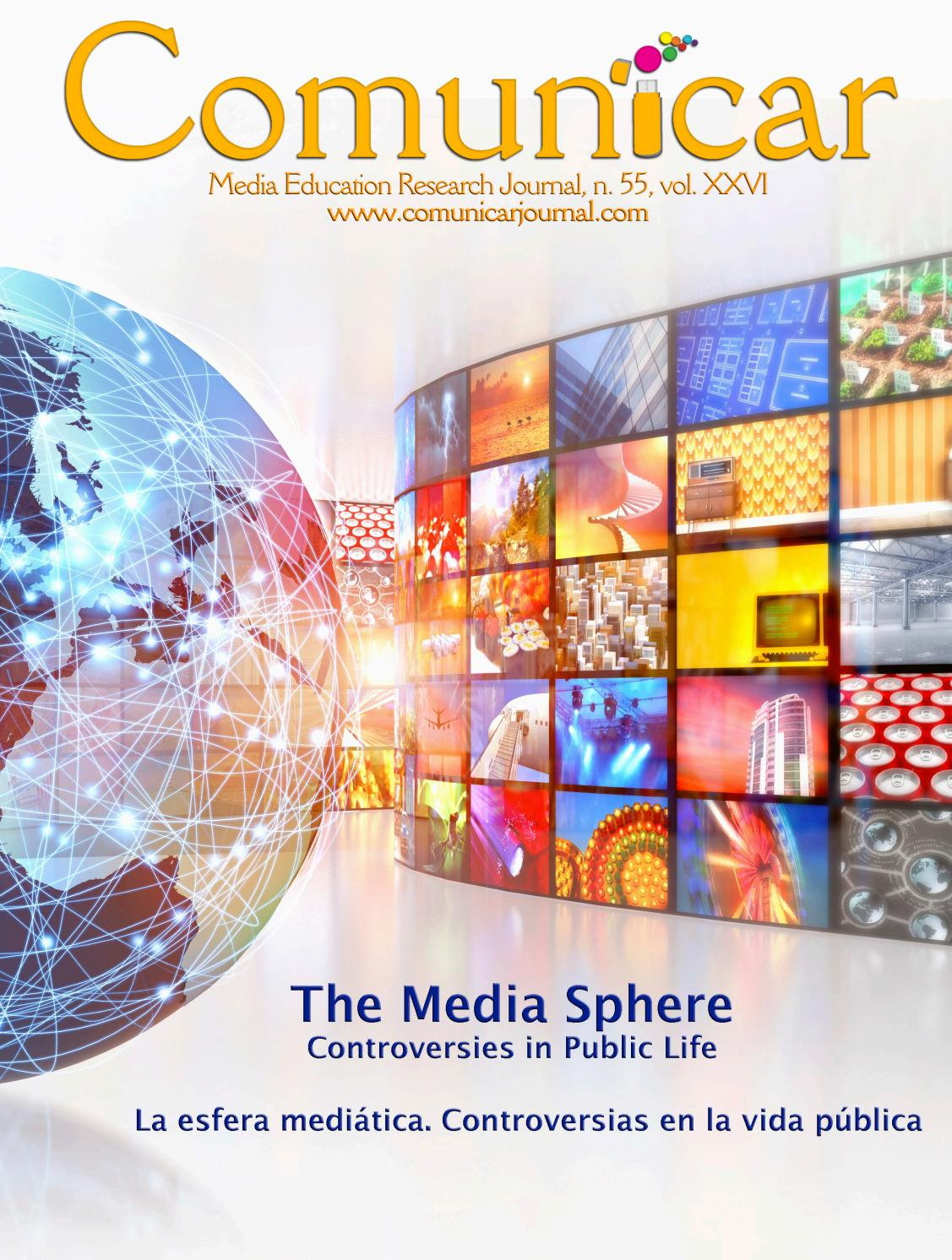 Comunicar 55: The Media Sphere  Controversies in Public Life