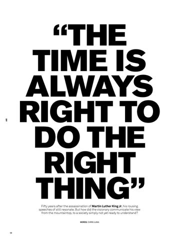 Page 68 of The Time is Always Right to do the Right Thing