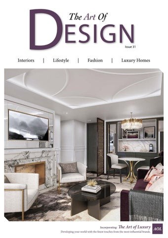 Pleasant The Art Of Design Issue 31 2018 By Mh Media Global Issuu Pabps2019 Chair Design Images Pabps2019Com