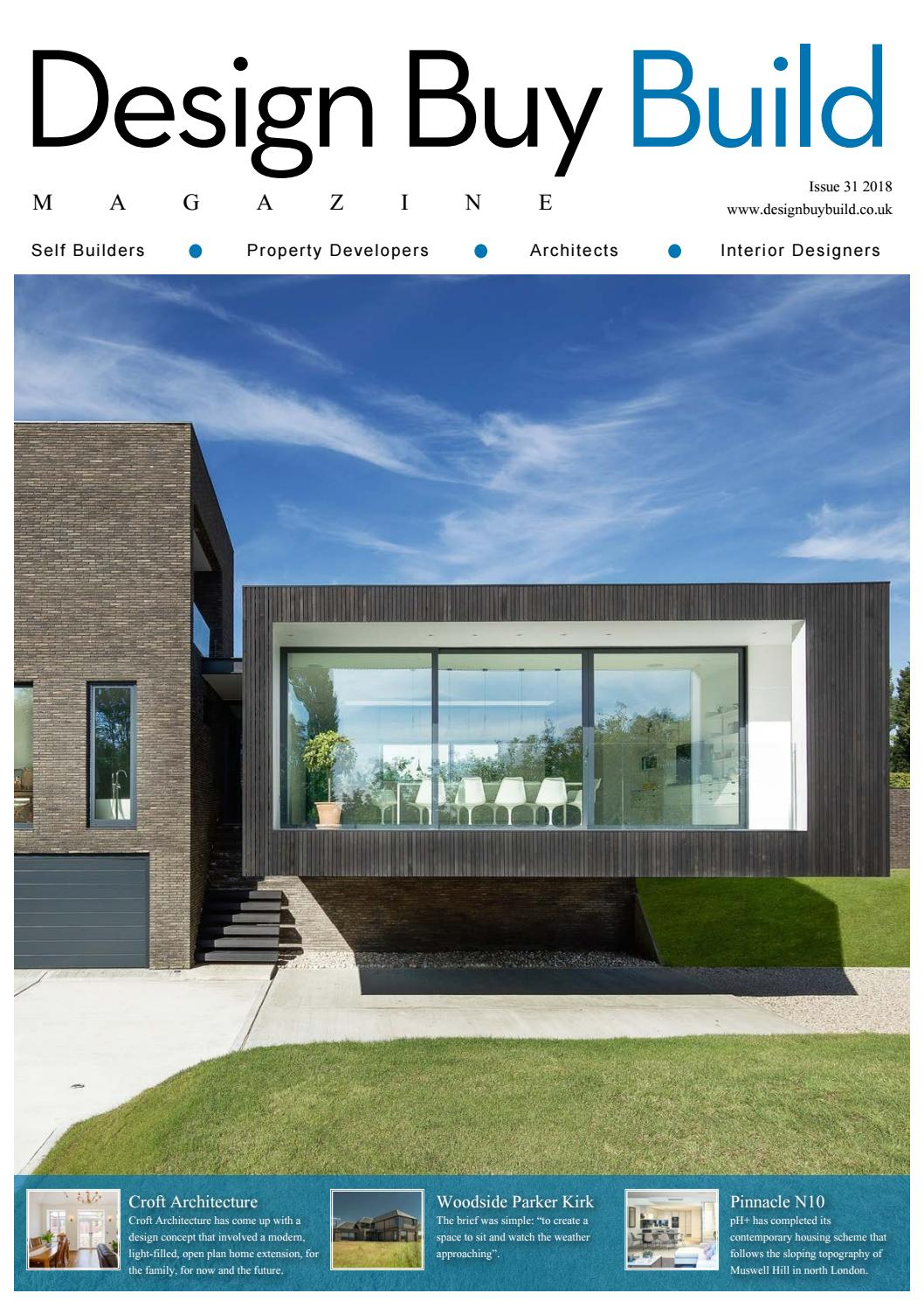 Design Buy Build - Issue 31 2018 by MH Media Global - issuu