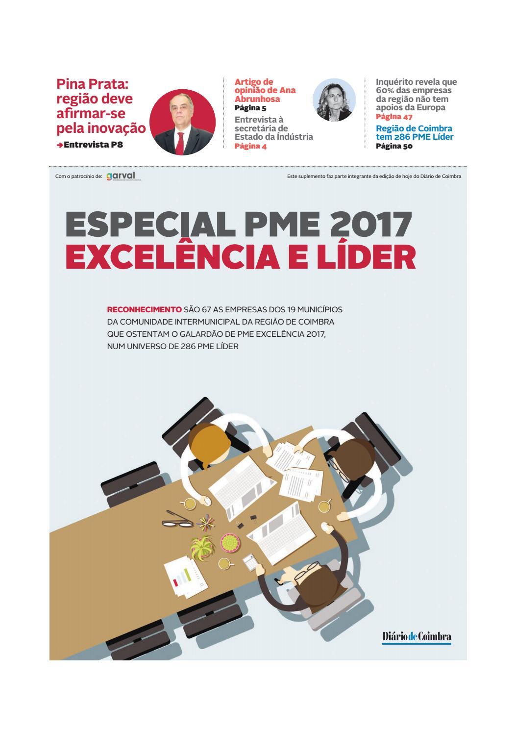 1f3a0a4491f PME Lider e Execelência by Diário Coimbra - issuu