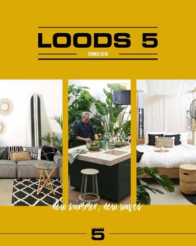 Loods 5 Zomermagazine 2018 By Ontwerpstudio 5 Issuu