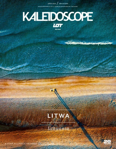 88ec01036e7e Kaleidoscope April 2018 by LOT Polish Airlines - issuu