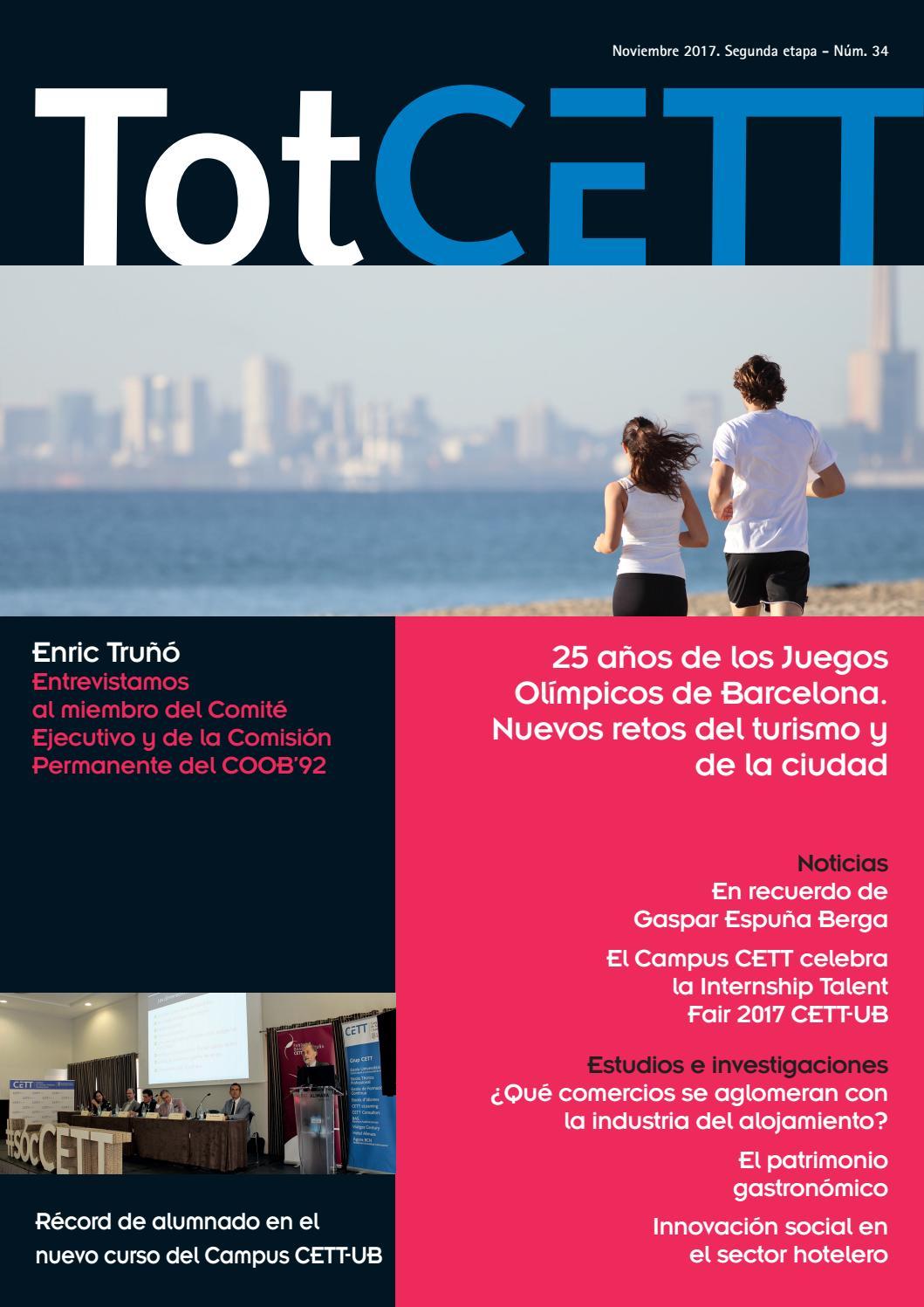 Tot Cett 34 by Grup CETT - issuu