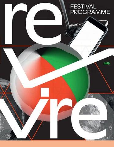 41eef9dba23 Rewire Festival Programme 2018 by Rewire - issuu