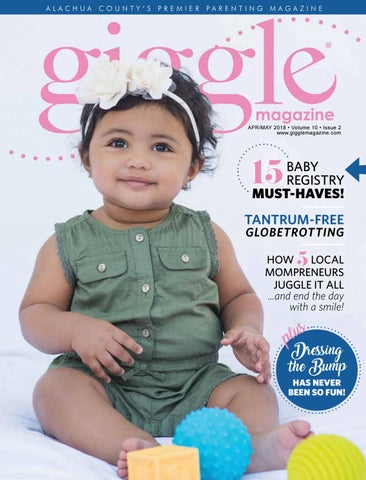 f20beee6e5b8 Giggle April May 2018 by Irving Publications