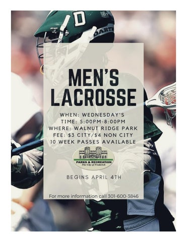 Page 4 of Men's Lacrosse