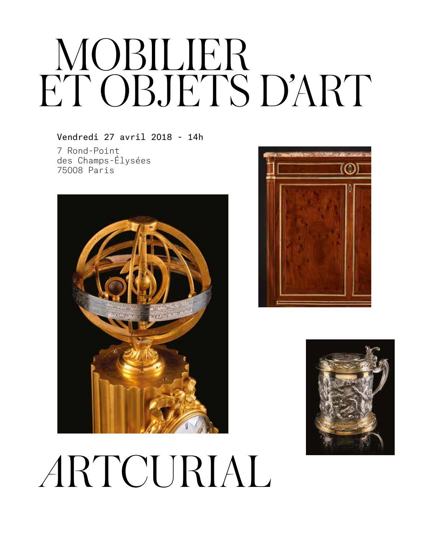 e37936adf7e2 Mobilier et Objets d Art by Artcurial - issuu