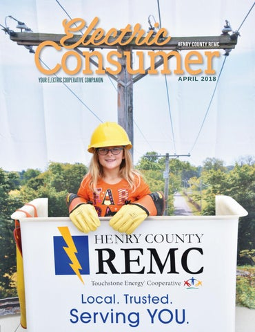 81f04b5d82 Page 1. HENRY COUNTY REMC. YOUR ELECTRIC COOPERATIVE COMPANION