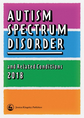 adfdc73f9 Jessica Kingsley Publishers - Autism Catalogue 2018 by Jessica ...