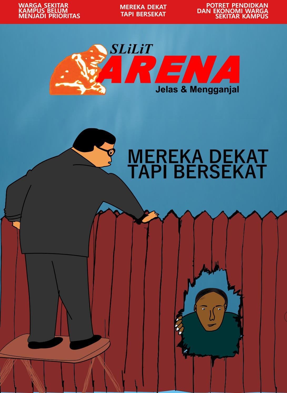 Buletin Slilit ARENA Bulan MARET 2018 By LPM ARENA Issuu