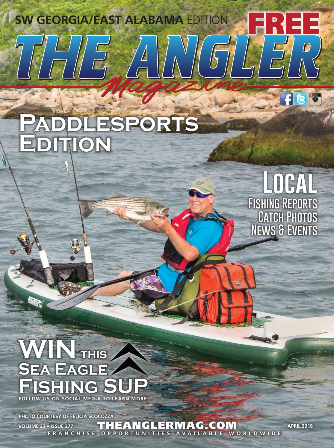 The Angler Magazine - April / Southwest Georgia-East Alabama