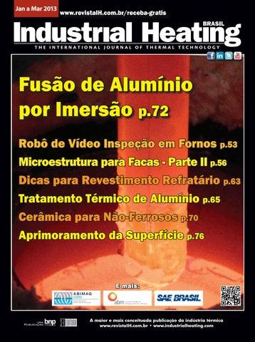 Revista Industrial Heating - Jan a Mar 2013 by S+F Editora - issuu 62c6296bb5