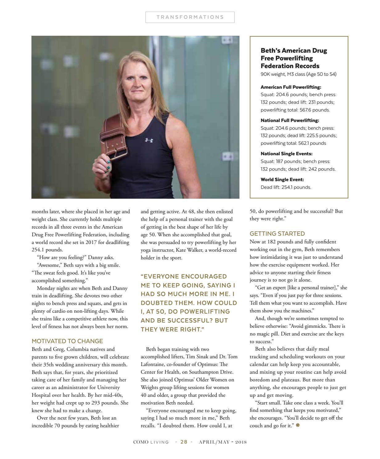 Como Living Magazine april may 2018 by Business Times