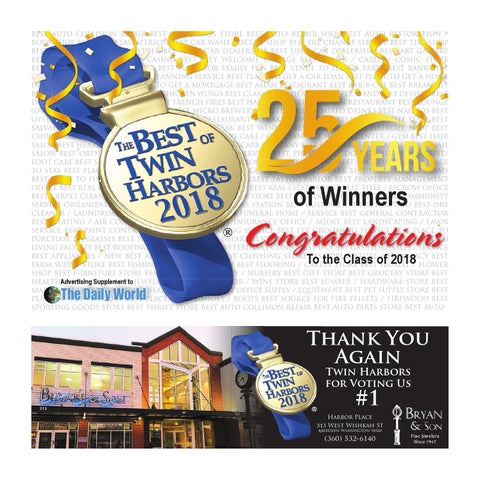 Aberdeen Daily World Best Of Twin Harbors Best Of Twin Harbors