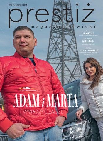 Prestiż Magazyn Gliwicki Marzec Nr 3132018 By Prestiż Magazyn