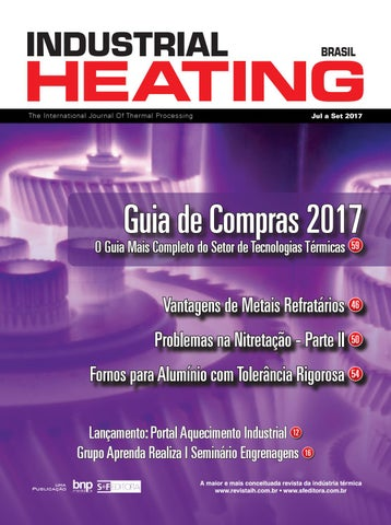 c01d4dc17ee Revista Industrial Heating - Jul a Set 2018 by SF Editora - issuu