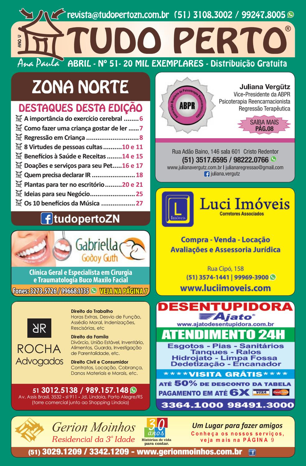 749e4e3f4 REVISTA TUDO PERTO ZONA NORTE ABRIL 2018 by Tudo Perto Zona Norte - issuu