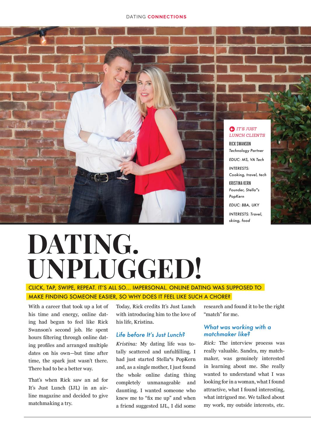 the times magazine dating