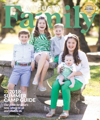 f2dfaafe Augusta Family Magazine April 2018 by Augusta Family Magazine - issuu