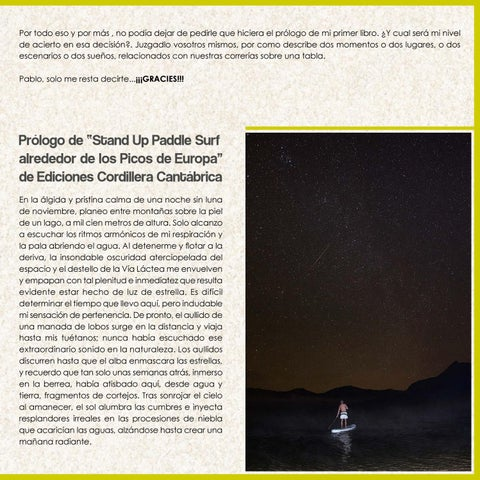 Page 59 of Stand Up Paddle alrededor de los Picos de Europa Up#21 . Up Suping Magazine