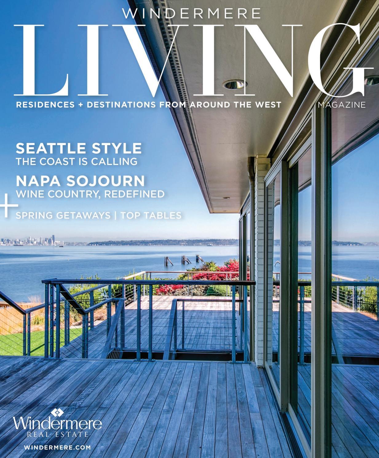 Windermere Living Spring 2018 by Windermere Living - issuu