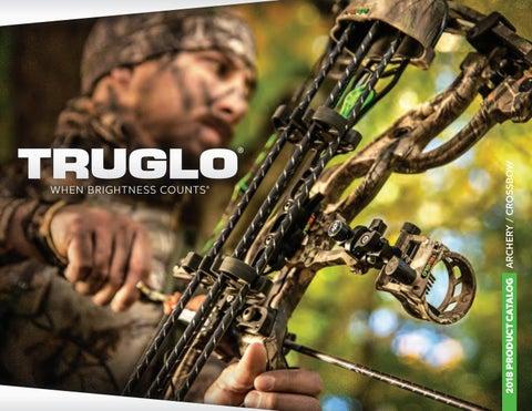 LED Light TruGlo TG3015B Storm 5-Pin Archery Hunting Compound Bow Sight