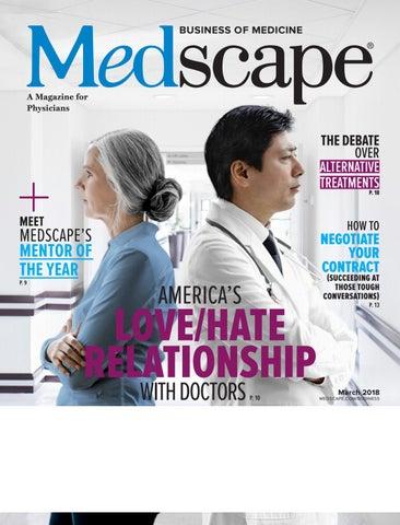 Medscape - The Business of Medicine magazine spring 18 by Casey