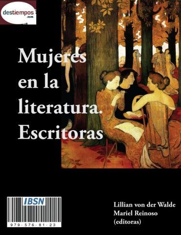 Mujeres En La Literatura Escritoras By Editorial Grupo