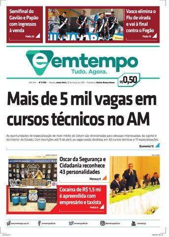 b7184feaf9 Em tempo 30 de março de 2018 by Amazonas Em Tempo - issuu