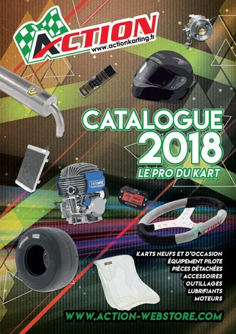 315e99f33c72 Catalogue Action Karting 2017 by action - issuu