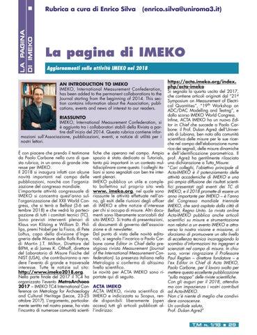 Page 31 of Le pagine di IMEKO