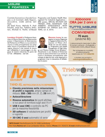 Page 40 of Tecnologie in campo