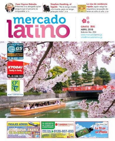536467a62c7c1 ABRIL 2018 by Mercado Latino Co. Ltd. - issuu